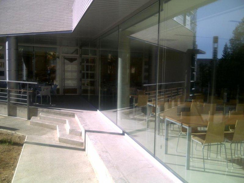 Cerramientos exteriores cristaleria galindo teruel - Cerramientos de vidrio para interiores ...