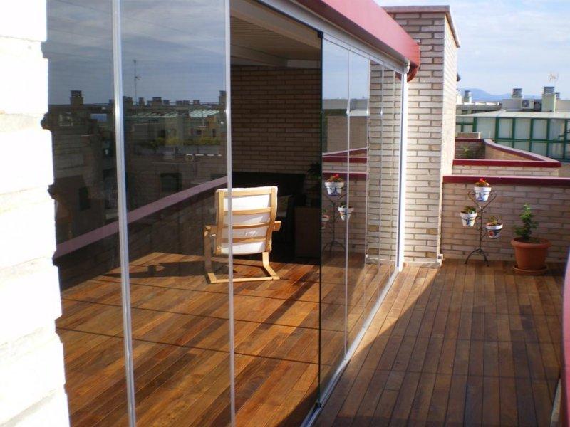 Cerramientos exteriores cristaleria galindo teruel for Cerramiento vidrio