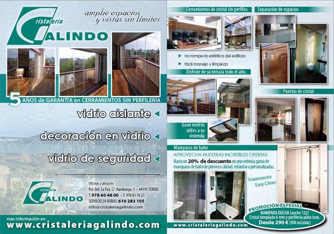Cristalería Galindo - Promociones 2011